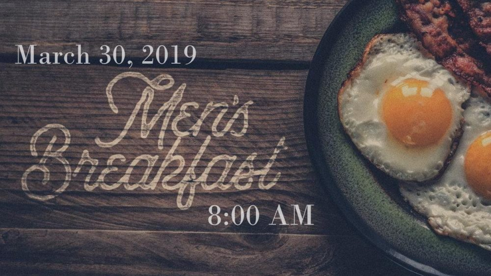 Men's Breakfast_Date